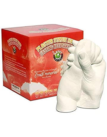 Hand Casting Kit - Keepsake Hands Molding Kit | Perfect DIY Molds for Lifes Special Memories