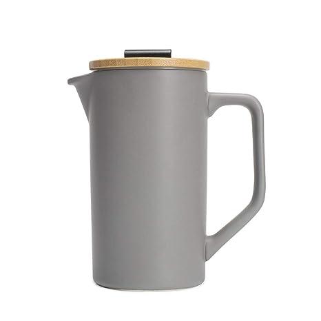 Amazon.com: Cafetera y cafetera de cerámica para prensa ...