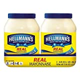 Hellmann's Real Mayonnaise 36 oz., 2 pk. A1