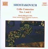 Schostakowitsch: Cellokonzert 1 und 2 Klieg