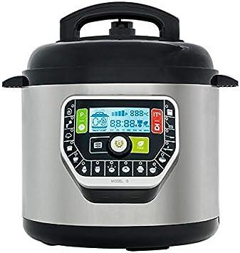 Eurowebb Robot de Cocina Multi Olla Deluxe 6 L 1000 W – 19 Diferentes Tipos de Corte Cuisiner: Amazon.es: Electrónica