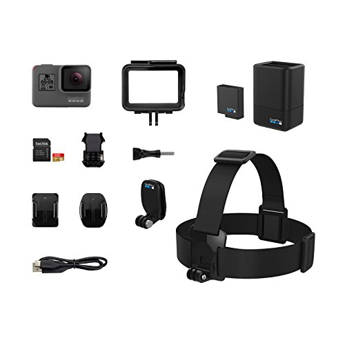 GoPro HERO5 Black Action Camera Bundle]()