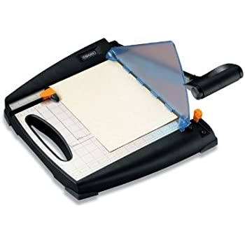 Fiskars Bypass Guillotine Paper Trimmer - 12 Inches