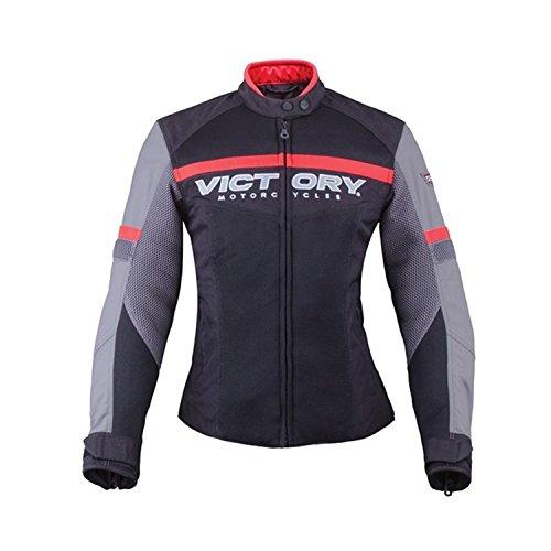 Victory Motorcycle New OEM Men's Skyline Mesh Riding Jacket, Medium, 286373103