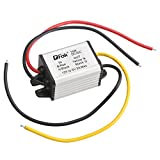 DROK Micro Electric DC Buck Volt Converter DC-DC 6.3-22V 12V to 5V 3A/15W Car Auto Vehicle Power Supply Module Step-down Voltage Transformer Volt Regulator Inverter Board
