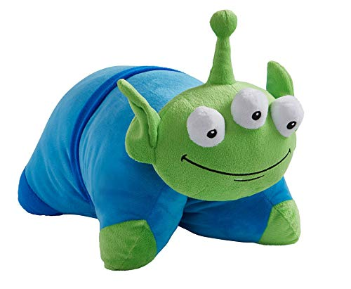 Pillow Pets Green Alien - Toy Story Disney Plush -
