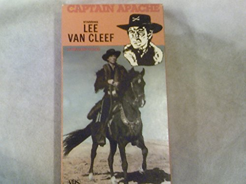 Captain Apache [VHS]
