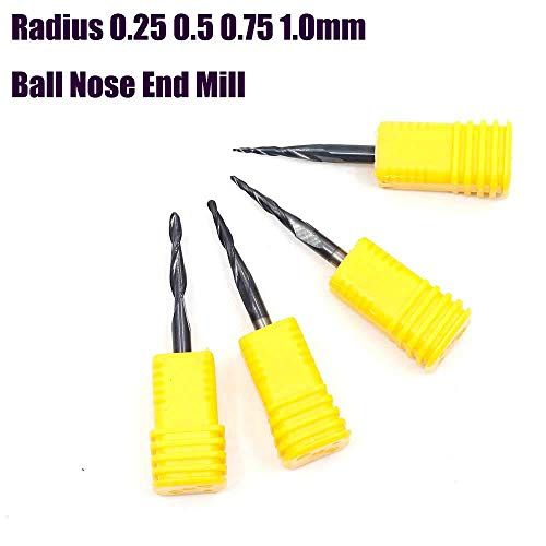 Most Popular Ball Nose End Mills