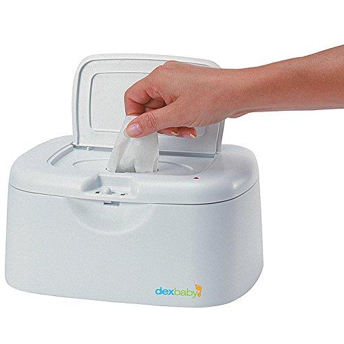 Wipe Warmer Deluxe Dex Baby Products 25024