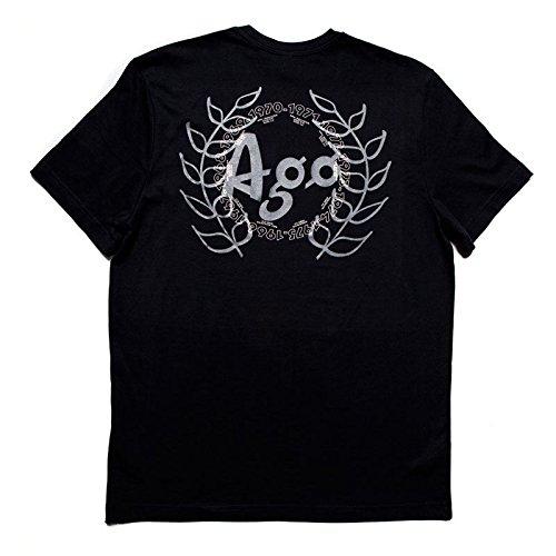 Agostini Camiseta Camiseta Giacomo Agostini Legend Giacomo Black 0EfxIw1qn