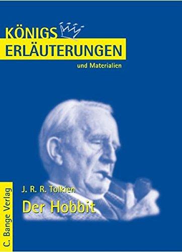 Königs Erläuterungen und Materialien, Bd.402, Der Hobbit