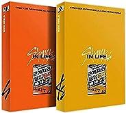 Stray Kids Inarmin /in Life 1st Repackage Album Versão Normal 2 Set CD + 1p Pôster + 72p Photobook + 2p PhotoC