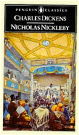 Nicholas Nickleby (English Library)