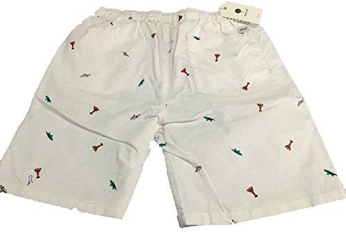 ONTOUR short uomo 100 % cotone vestibilità slim