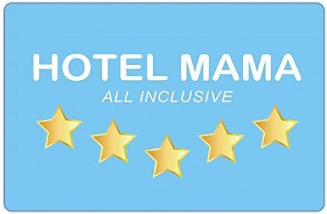 4 pieza Hotel Mama Espacio Juego de mesa Base/Manteles ...