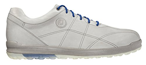 Pictures of FootJoy VersaLuxe Golf Shoes Distressed Off-White | 1