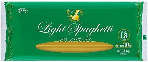 奥本製粉 スキーライトスパゲッティ 1.8㎜ 1kg ×3個