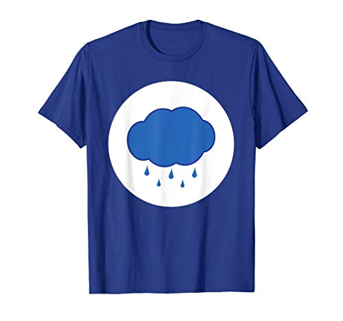 Rain Cloud Halloween Easy Costume Group T-Shirt ()