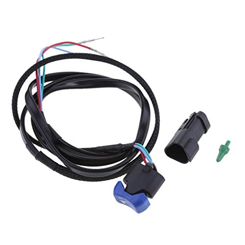 - Homyl 5006358 Trim Tilt Switch for Johnson Evinrude OMC Outboard Motor Side Mount