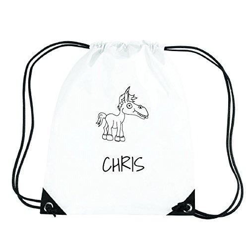 JOllipets CHRIS Turnbeutel Sport Tasche PGYM5226 Design: Pferd