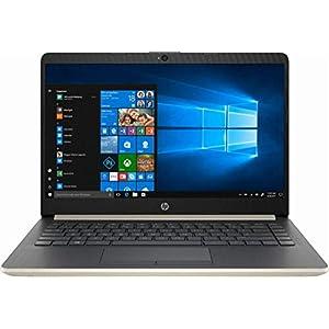2019 HP 14, 14″ HD Thin & Light Flagship Laptop Computer, 7th Gen Intel Core i3-7100U 2.40GHz, 4GB DDR4 RAM, 128GB SSD, WiFi, Bluetooth, USB 3.1 Type-C, HDMI, Stereo Speakers, Windows 10