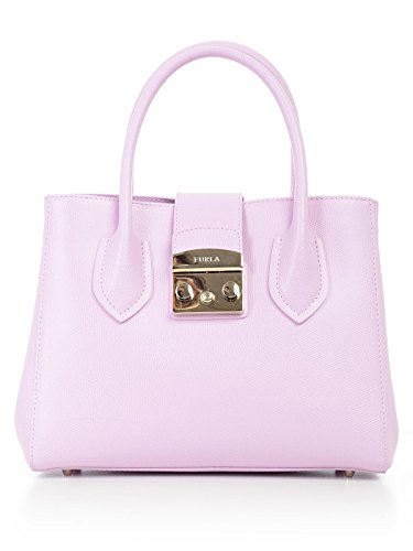 Furla Metropolis handbag small pink