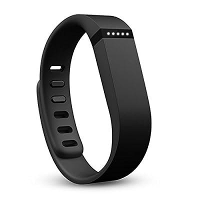 Mayitr Remplacement Accessoire Bracelet et Fermoir pour Fitbit Flex Activité Bracelet - No Tracker