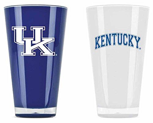 NCAA Kentucky Wildcats 20-Ounce Insulated Tumbler - 2 Pack