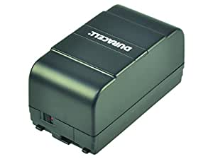 Duracell DR11 - Batería de videocámara 6 V, 4000 mAh