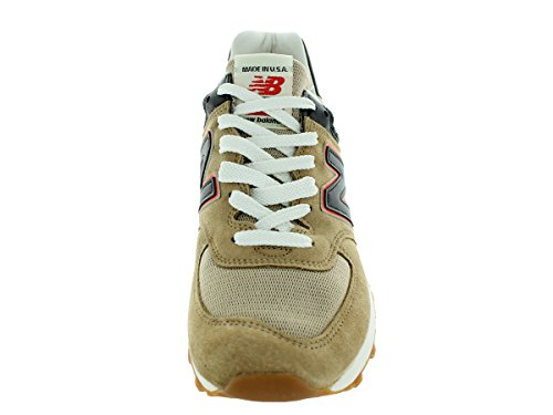 New Balance Men Us574cbb - Made In Usa (tan)