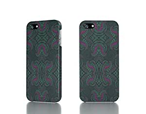 Apple iPhone 4 / 4S Case - The Best 3D Full Wrap iPhone Case - fractals trippy
