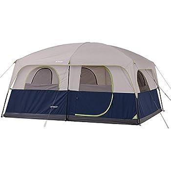 Ozark 10-Person 2 Room Cabin Tent