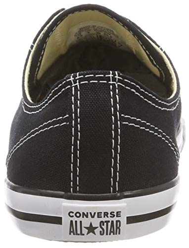As As Sneakers da da Dainty Donna Ox Converse Nero APtdww