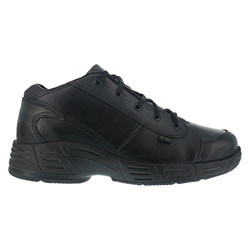 Oxford Postal Approved (Reebok Men's Postal TCT Mid-High Oxford Shoes USPS Approved Black 11.5 D(M) US)