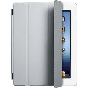 Apple iPad Smart Cover - fundas para tablets (Gris, Poliuretano, Apple iPad 2)