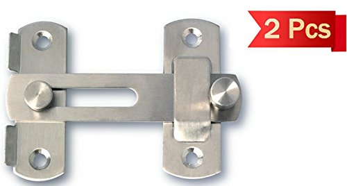 Alise Stainless Latches Gate Latch Brushed product image