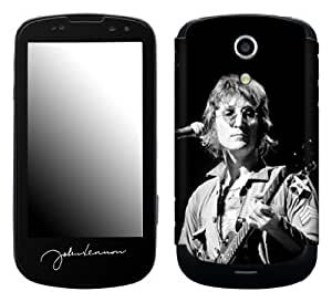 Zing Revolution MS-JL40215 John Lennon - Rock Cell Phone Cover Skin for Samsung Epic 4G Galaxy S (SPH-D700)