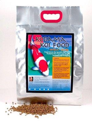Kodama Koi Food All Season (Wheat Germ) (High Quality Koi Japan)