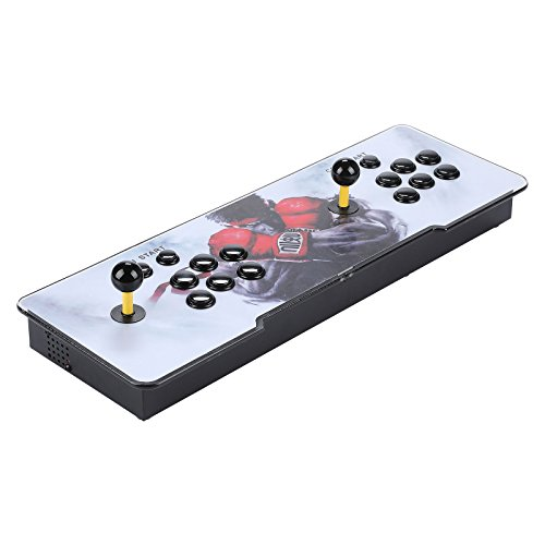 Happybuy Arcade Game Console 1080P Games 1500 in 1 Pandora's Box 2 Players Arcade Machine with Arcade Joystick Support Expand Games for PC / Laptop / TV / PS4 by Happybuy (Image #5)