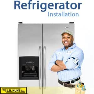 Installation of Refrigerator - Includes Parts and Haul-Away (For Refrigerators Sold and Shipped by Amazon.com)