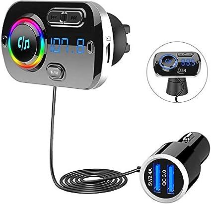 Receptor Transmisor Bluetooth 5.0 SONRU Adaptador de Audio ...
