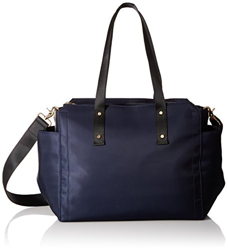 Ivanka Trump Soho Solutions Oriented Baby Bag, Navy Nylon