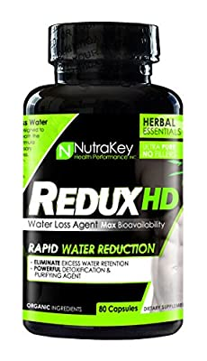 NutraKey ReduxHD Capsules, 80-Count
