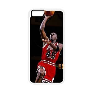 iphone6 plus 5.5 inch White Michael Jordan phone cases protectivefashion cell phone cases NHTG5102013