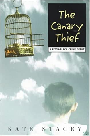 Book The Canary Thief (A pitch-black crime debut)