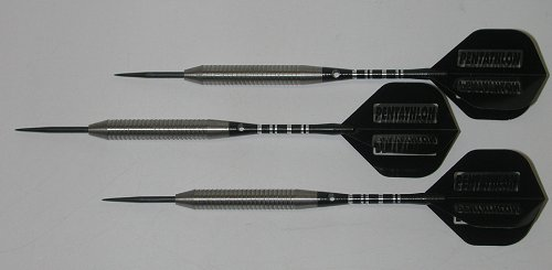 Grip Fixed Point Darts - Vi Skin Rippers 29 grams , 90% Tungsten, SKIN RIPPER Grip Fixed Point Darts