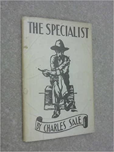 The Specialist Charles Sale Amazon Books
