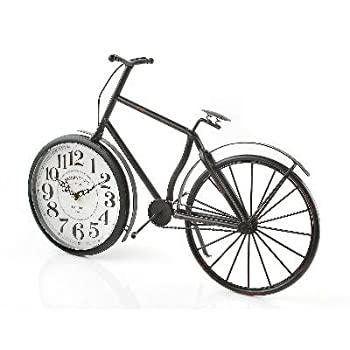 Princess International BC-330 Vintage Bicycle Clock