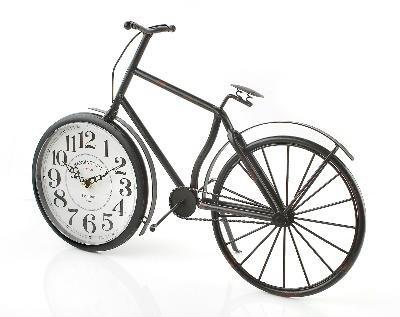 Princess International BC-330 Vintage Bicycle (Bike Clock)