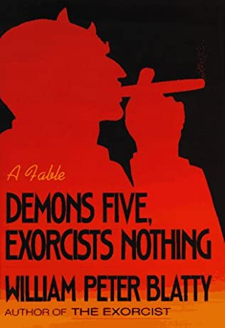 book cover of Demons Five, Exorcists Nothing
